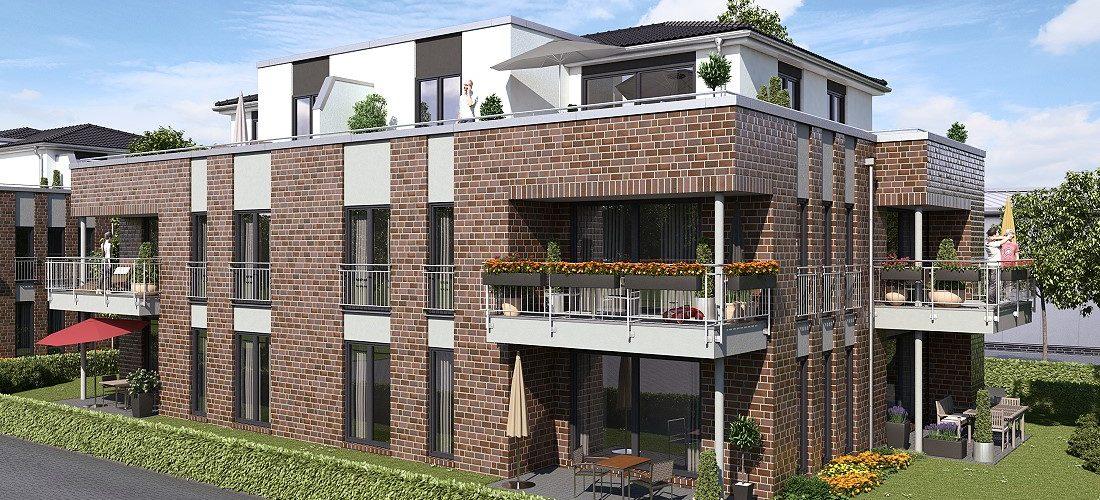 Bauprojekt Eichenstraße 80