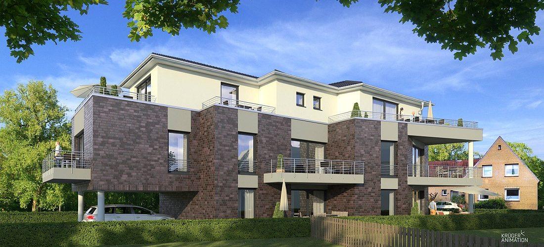 Bauprojekt Krume Straße 30 Oldenburg