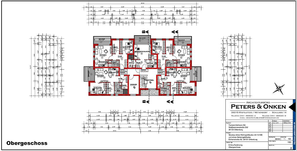 Obergeschoss Eichenstrasse 82